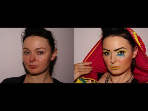 metamorfozy przed i po 1